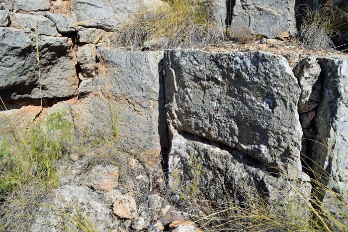 Cerro de las canteras en Ruidera