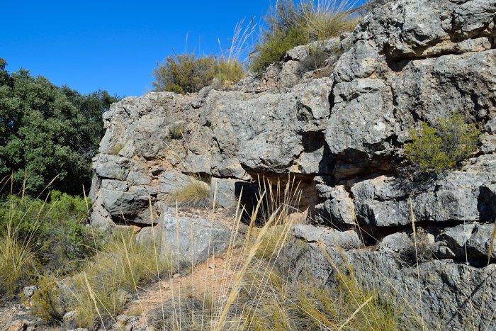 Cerro de las canteras de Ruidera