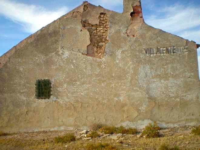 Villacentenos mítica aldea manchega