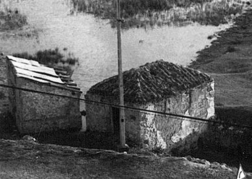 Casa de compuertas de Ruidera