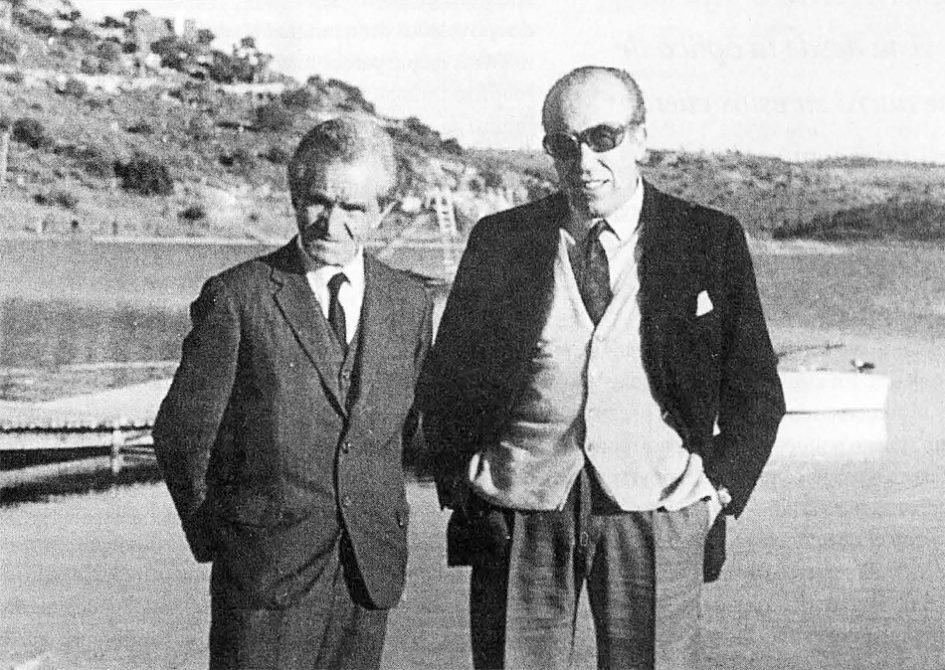 García Pavón en Ruidera
