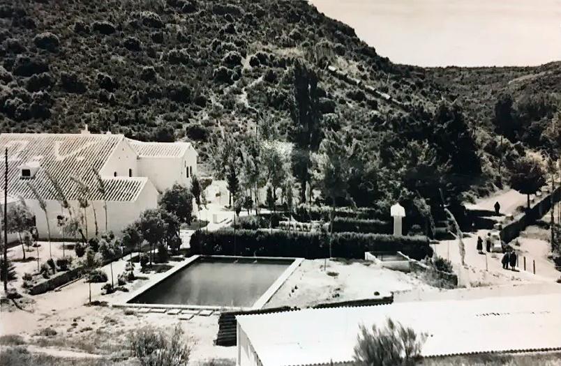 El primer hotel de las Lagunas de Ruidera