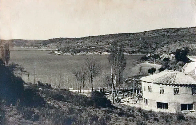 El Hogar del Pescador, el primer hotel de Ruidera