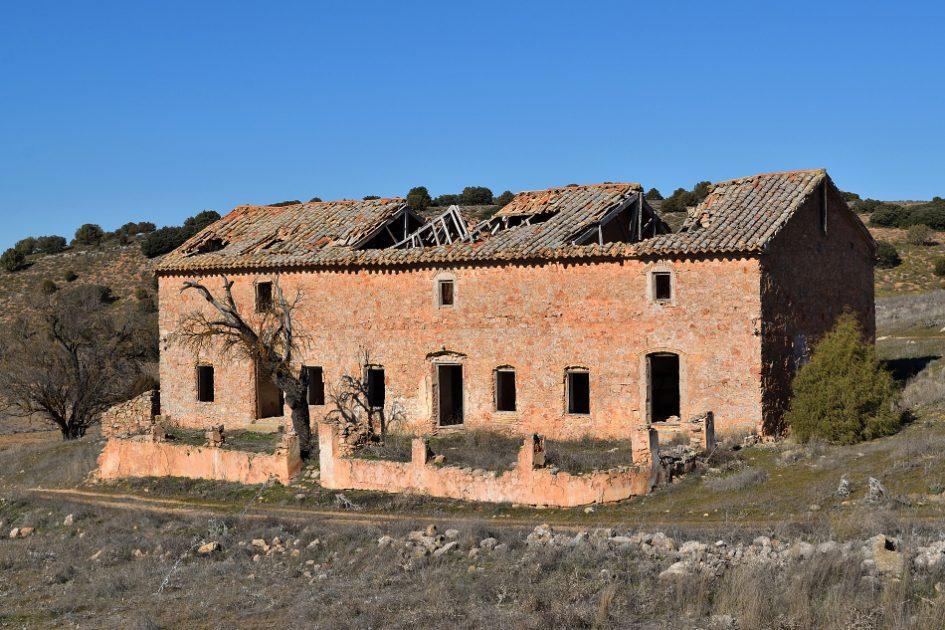 Casa de los maquinistas de El Ossero