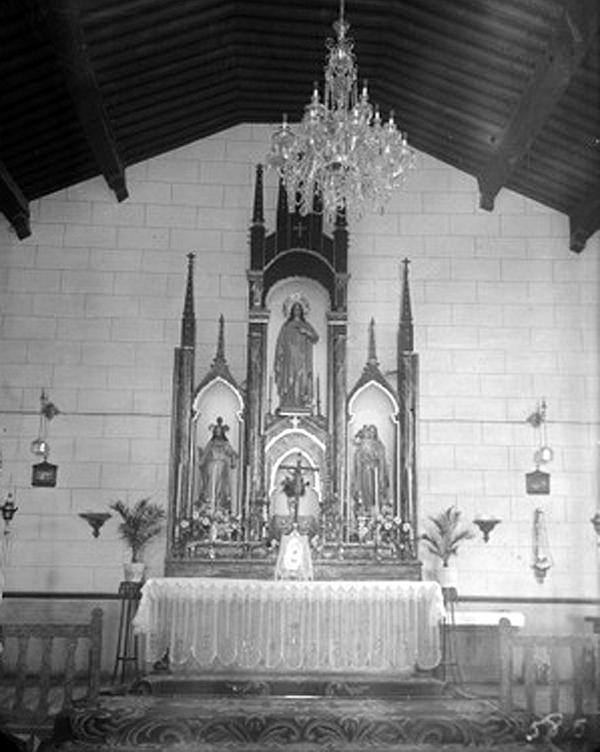 Iglesia de Ossa de Montiel
