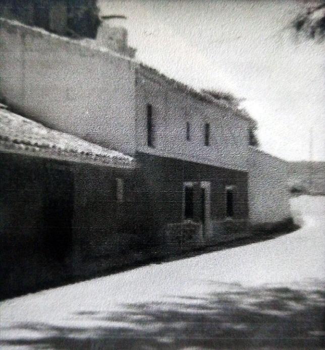 Calle principal de Ruidera