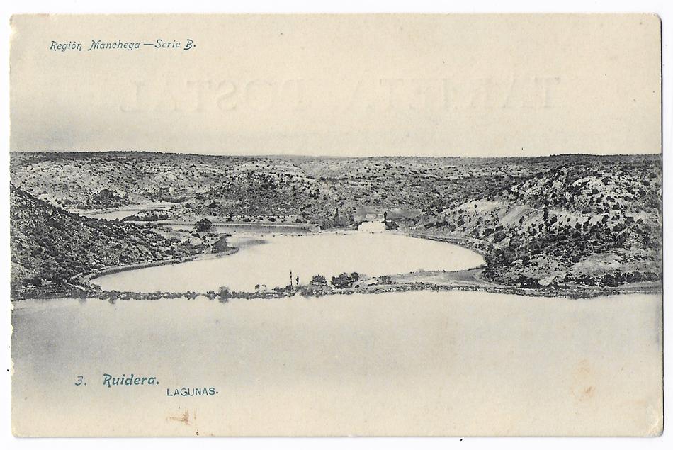 Central hidroeléctrica de Santa Elena en los años 1905-1910
