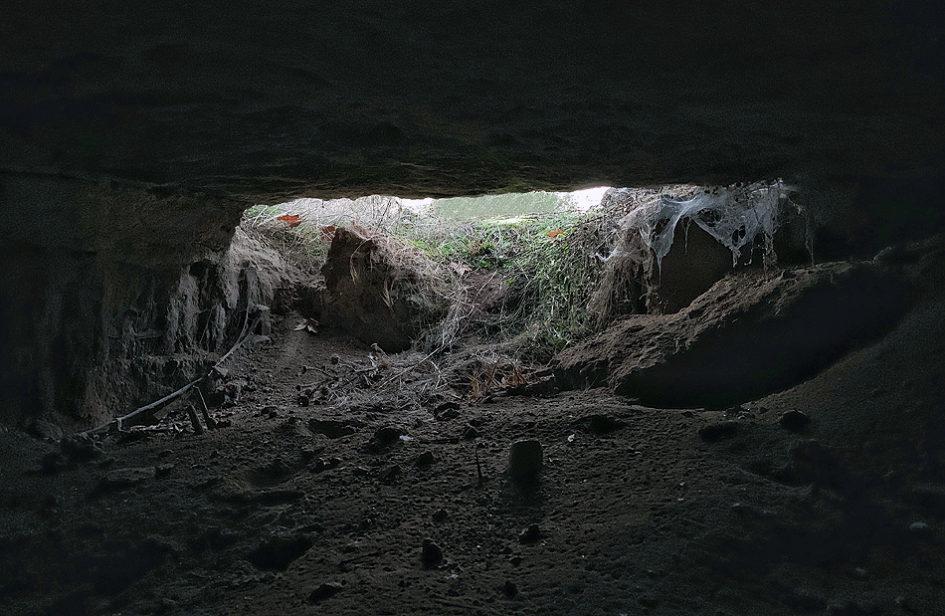 Cueva de los últimos pescadores de las Lagunas de Ruidera
