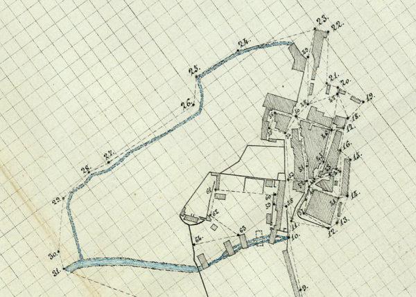 Ruidera en 1885