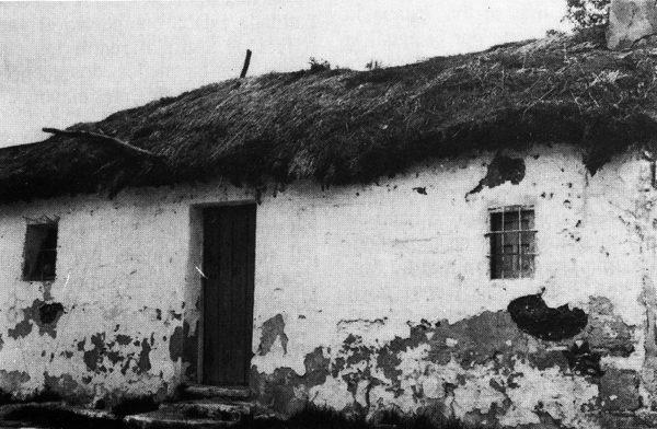Casa de Ruidera hacia 1965